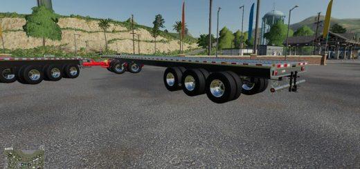 Ball semi-trailer v 1.0