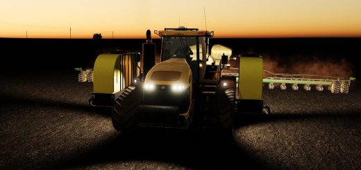 Cat, Challanger MT 800 Series v1.0
