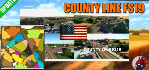County Line Seasons 19 AutoDrive v1.0