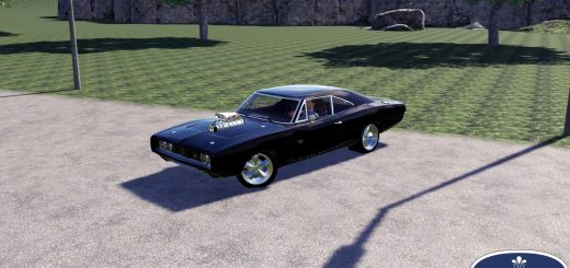 Dodge Charger RT1970 v 1.0
