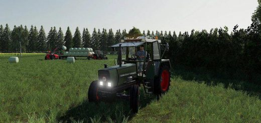 Fendt Farmer 304 LS v 1.0