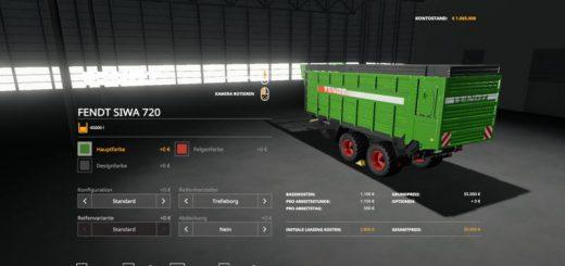 Fendt Silagewagen v 1.0
