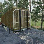 Fliegl Flatbed Semitrailer v 1.0