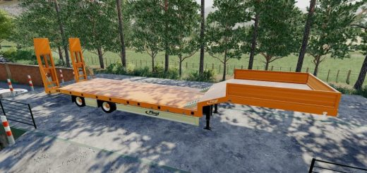 Fliegl Low Loader v 1.0