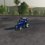 Ford 9600 cabbed beta