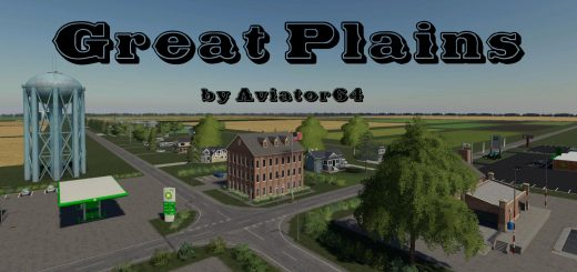Great Plains v 1.0