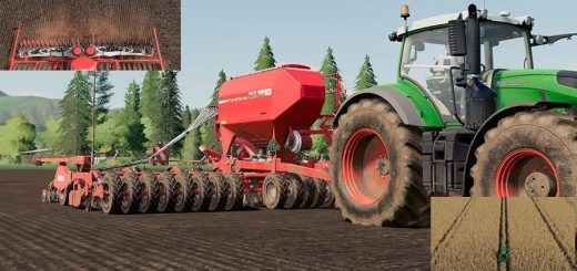 FS19 Seeders, Farming simulator 19 Seeders, LS19 Seeders | FS19 net