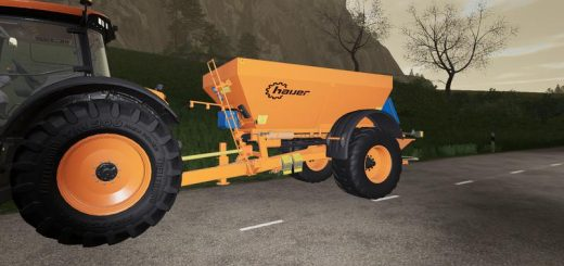 Lizard 51ft Autoloader v 1 0 | FS19 mods, Farming simulator