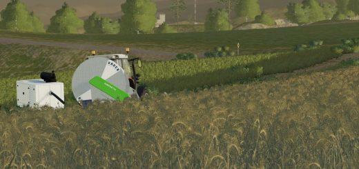 Irrigation system v 1.0