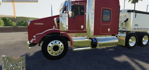 Kenworth T800 By BubbyMods v 1.1