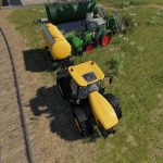 Kuhn Interactive Sprayers v 1.0