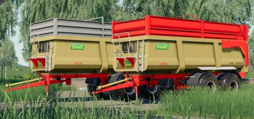 Leboulch Gold 2 XXL Trailers Pack v 1.0