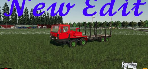 Logging 8x8 v1.0