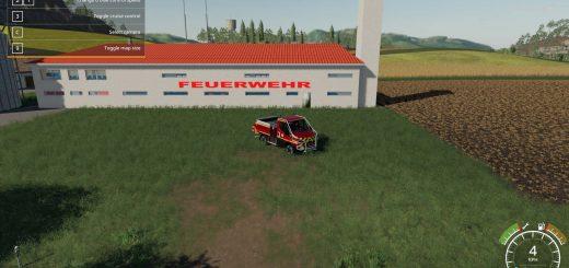 Ls19 Feuerwehr Mega Pack v 1.0