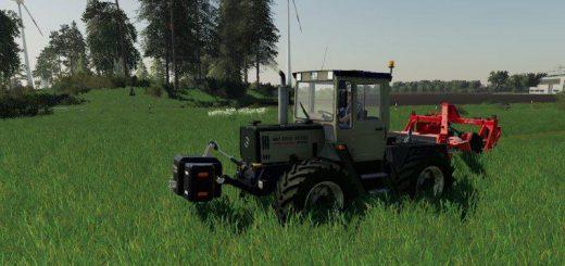 MB Trac 700-900 v 1.0