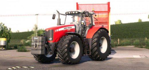 Massey Ferguson 7400 v 1.0