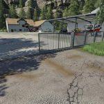 Metal Gates And Fences Prefab v 2.0