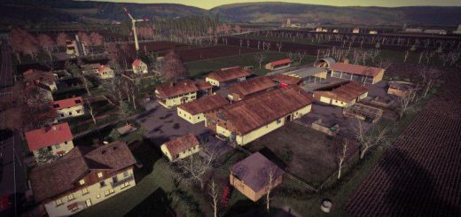 Muhlenkreis Mittelland SE (Seasons ready) v1.0