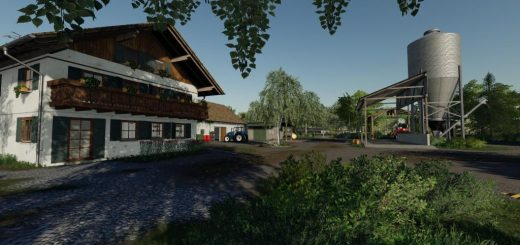 Oberkrebach Map v1.0