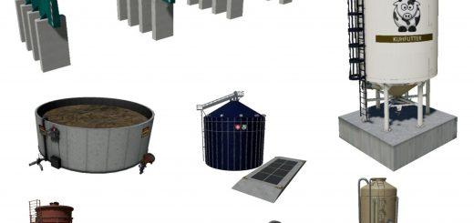 Objects Pack by CJFarming