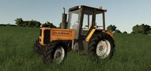 Renault 103.54 v 1.0