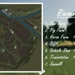 Riesenbeck Map v 1.0