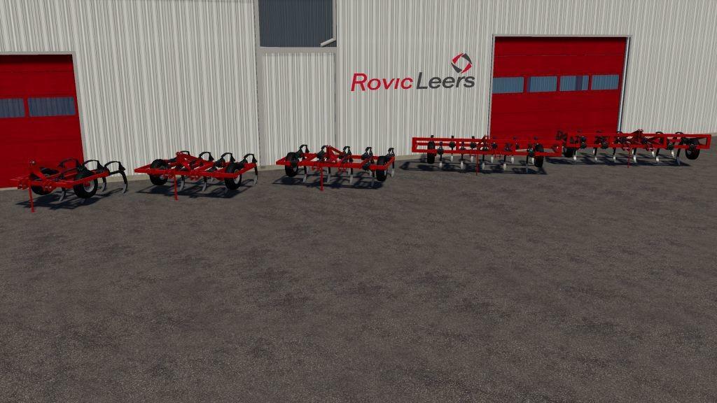 Rovic Leers DLB19 Pack v 1.0