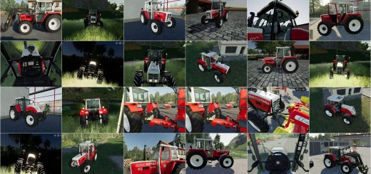 STEYR Modding Team Tractors Pack v 1.0