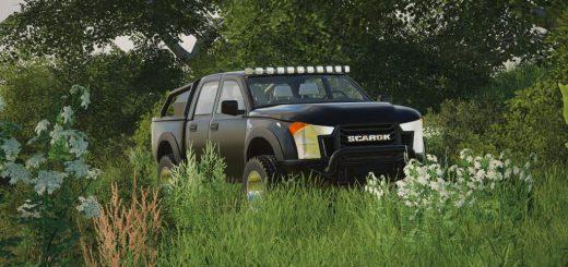 Scarok The Car v 1.0