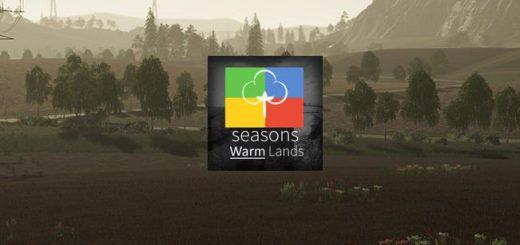 Seasons GEO: Warm Lands v1.0