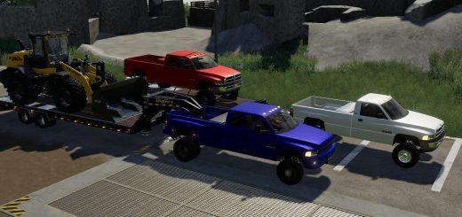 Second Gen Dodge pack v 1.0
