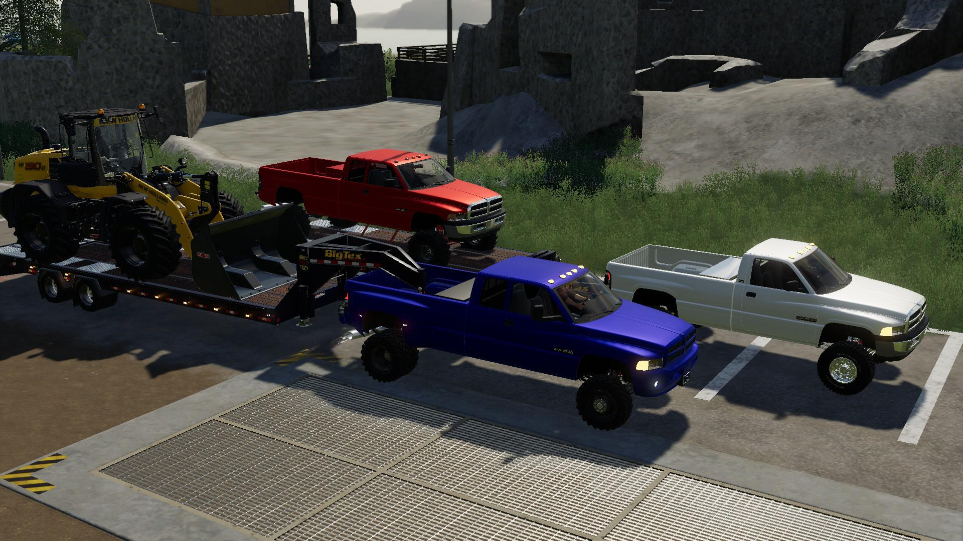 Second Gen Dodge pack v 1.0
