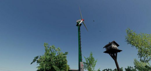 Small Wind Turbine v 1.0