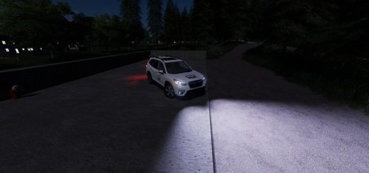 Subaru Forester 2019 IRL v 1.0