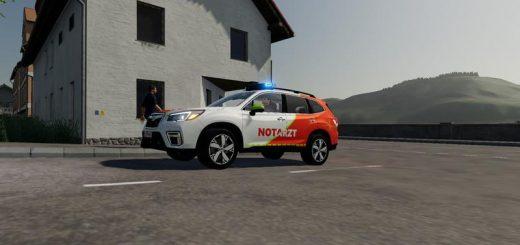 Subaru Forester NEF v 1.0