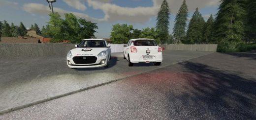 Suzuki Swift 2018 IRL v 1.0