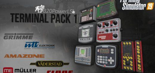 Terminal Pack v 1.0