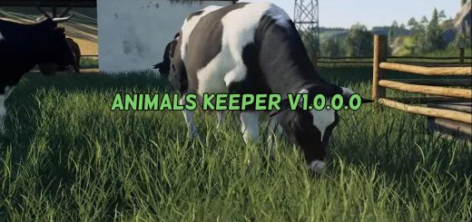 Animals Keeper v1.0