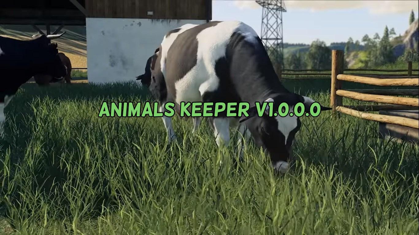 Animals Keeper v1.0
