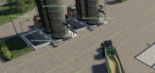 AutoDrive Courses for Saxonia 2019 v1.1.1