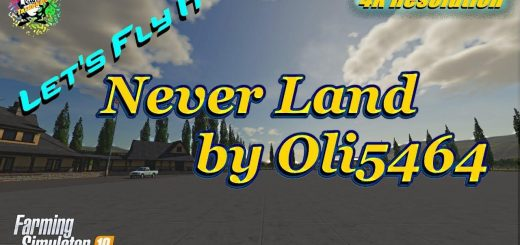 AutoDrive for Never Land v1.0
