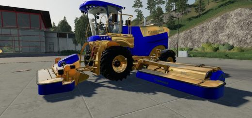 Big M450 Sonderling MP v1.0