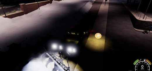 Chevy K30 dually snow plow v1.0