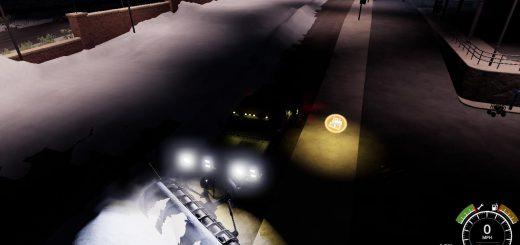 Chevy K30 dually snow plow v1.0