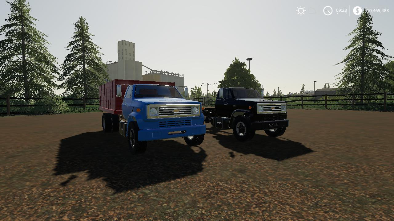 Chevy trucks v1.0 | FS19 mods, Farming simulator 19 mods