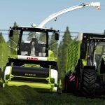 Claas Jaguar 800 Pack v1.0.0.3