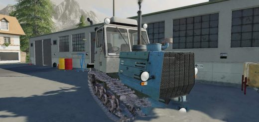 Crawlered Т-150 v1.0