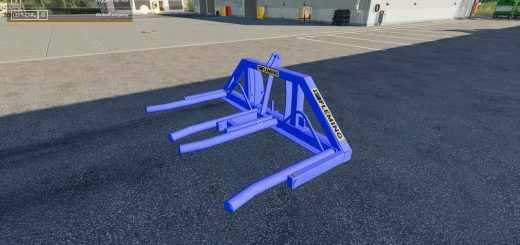 Eire Agri Fleming Bale Lifters v1.0
