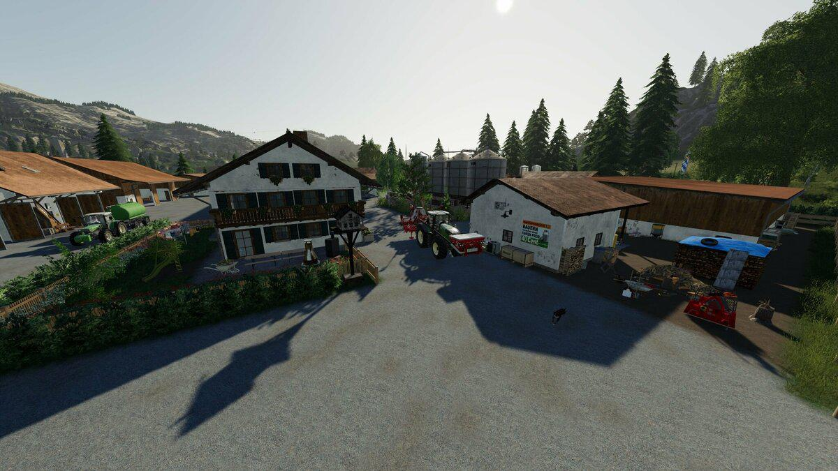 Felsbrunn Modding Welt Edition Map v1.0