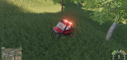 Fire Department UTV v1.0